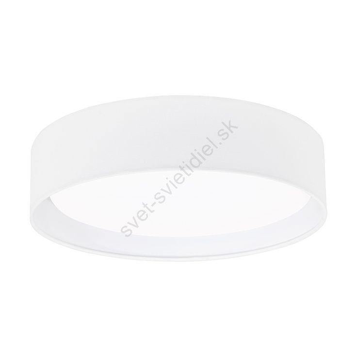 Eglo 31588 - LED stropné svietidlo Paster 1xLED/12W/230V