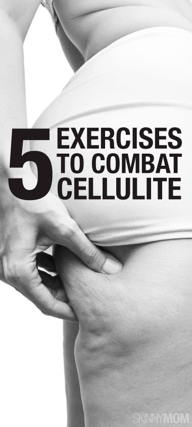 These exercises can definitely help to combat the cellulite. Must actually do this and not just pin it.