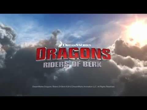 Dragões: Pilotos de Berk - Cartoon Network USA Promo