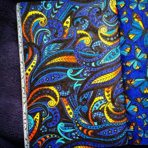 111 Best Coloring For Adults Images On Pinterest