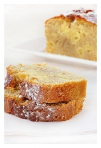 This cinnamon afternoon tea cake would also be good for breakfast... or any time at all!