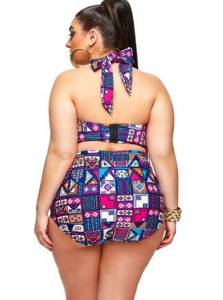 Monic C plus size swimwear 2014