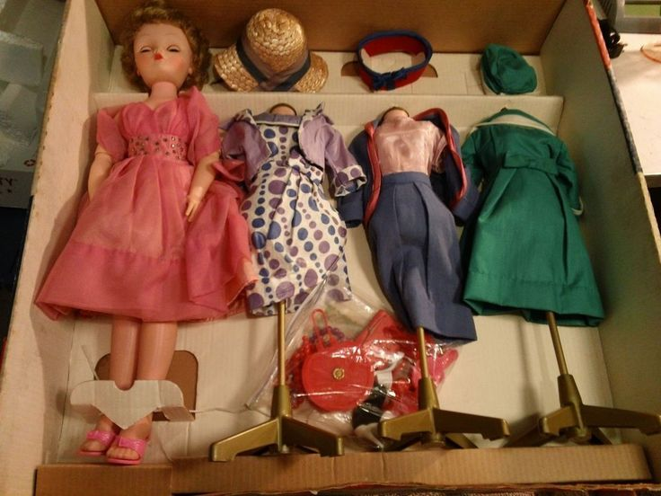 1960s Candy Fashion Doll Candy Fashion Doll s In