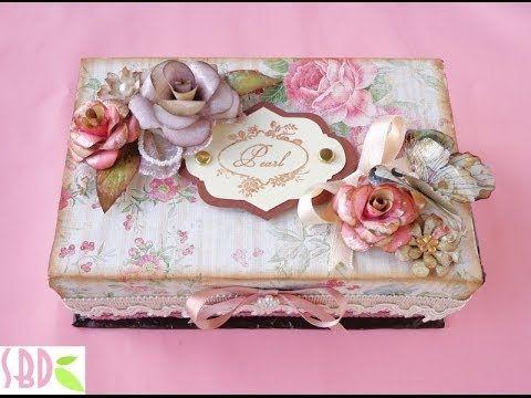 Shabby Chic Box of Secrets - ENG Series