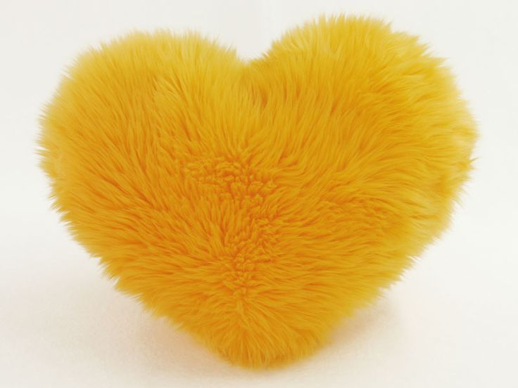 Soft Yellow Decorative Pillows : 1000+ images about Plush Hearts on Pinterest Heart, Pink hearts and Hot pink