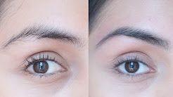 Como depilo mis cejas usando cera casera de azucar - YouTube