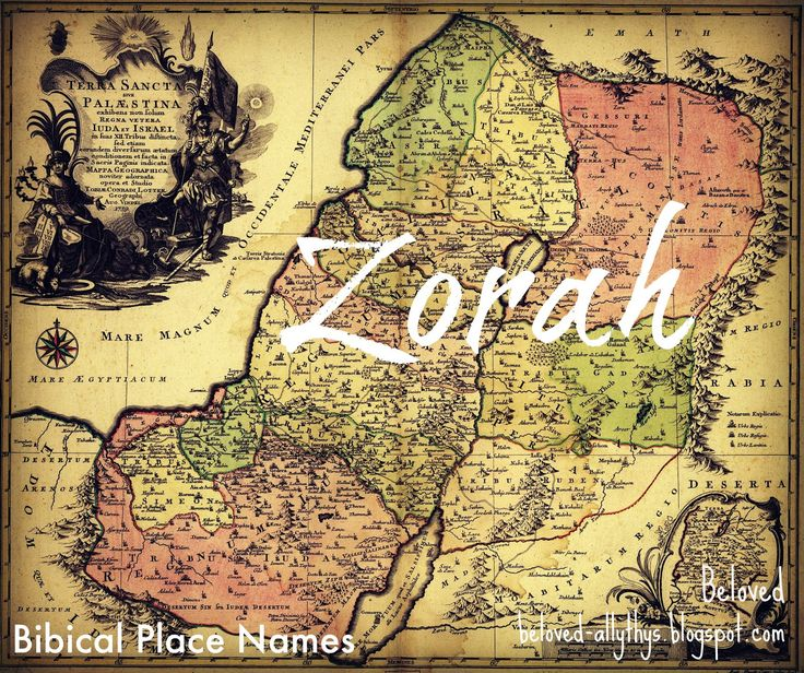 Beloved Baby Names: Beautiful Biblical Places Names