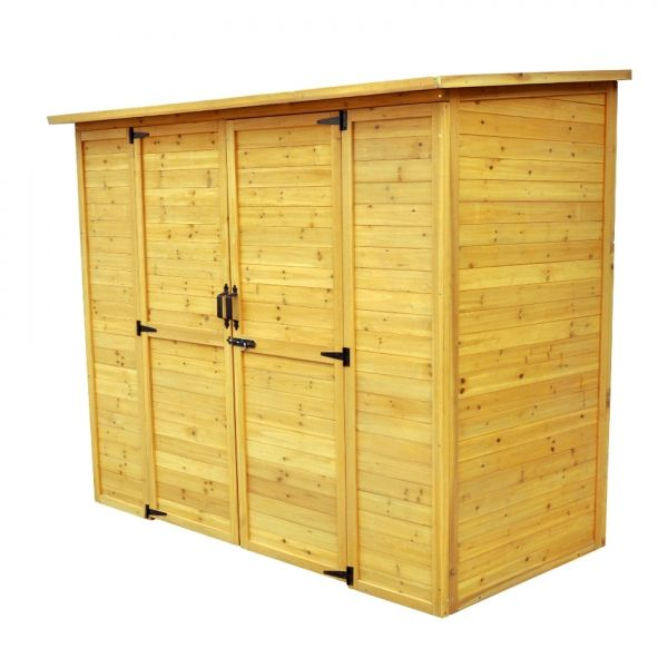 Outdoor storage elss2003 extra large storage shed for Extra wide exterior doors
