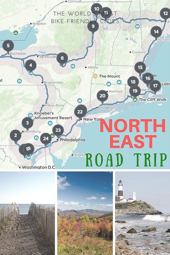 Northeast Road Trip >> Northeast Road Trip In 2019 Places To Visit East Coast Road Trip
