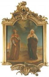 Екатерина великомученица и Анна пророчица