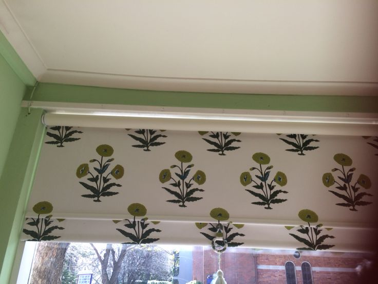 New curtain material