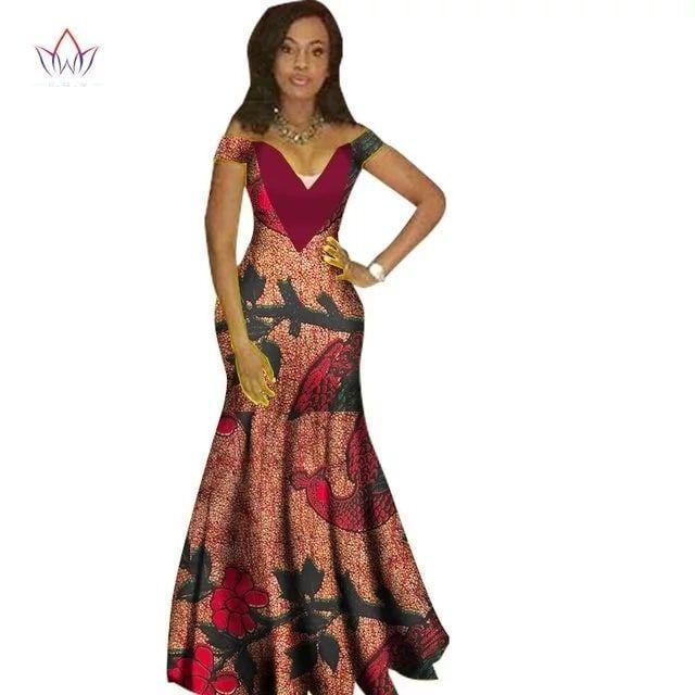 Kitenge Dress Designs For Weddings African Print Fashion Dresses Kitenge Designs African Fashion Dresses