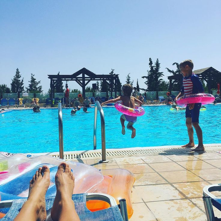 We are happy when kids are having fun.  The family holidays you have been waiting for...  @anchelick87  #familyholidays #greece