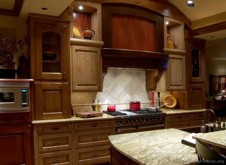 Timber Frame Kitchen Cabinets