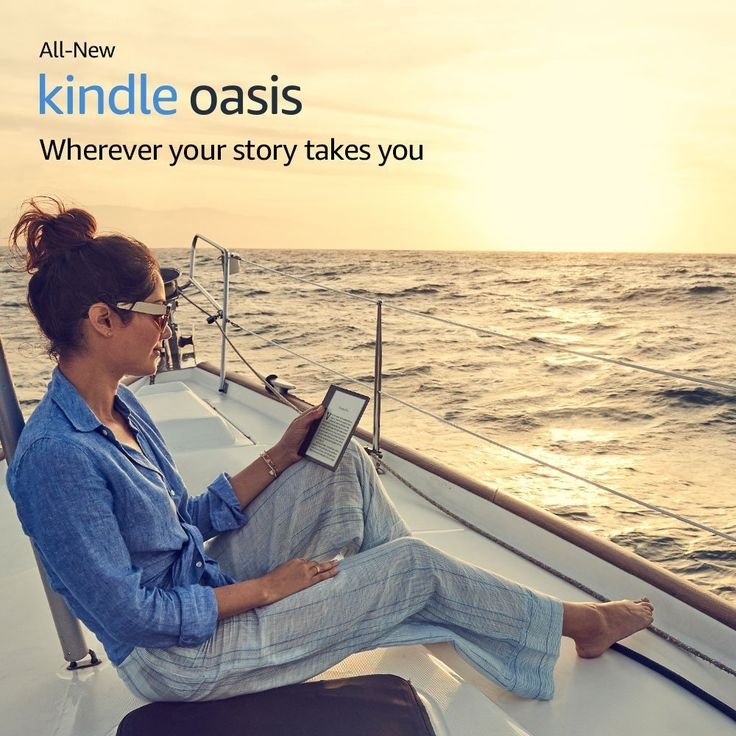 Unique Amazon have another exciting new device to introduce to you the All New Kindle Oasis their first waterproof E reader Overview of All New Kindle Oasis