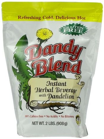 """Some people are turning to dandelion """"coffee"""" to get their fix without the caffeine."""
