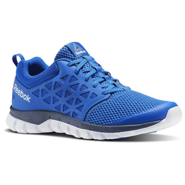 Those who demand serious cushioning, stop here. Light on weight and heavy on performance, this run-ready shoe includes a Memory Tech sockliner for immediate, airy softening. The trim, mesh-wrapped silhouette looks sleek and feels cool. Plus, your steps stay seamless with the one-piece, chafe-proof upper.