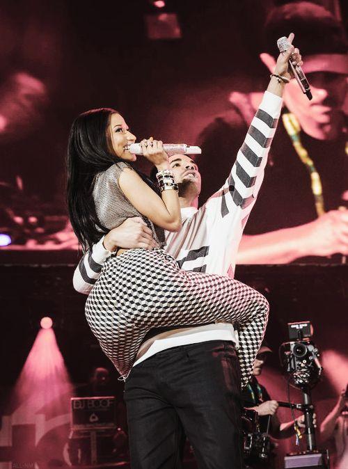 Nicki Minaj Grinding On Drake | www.pixshark.com - Images ...