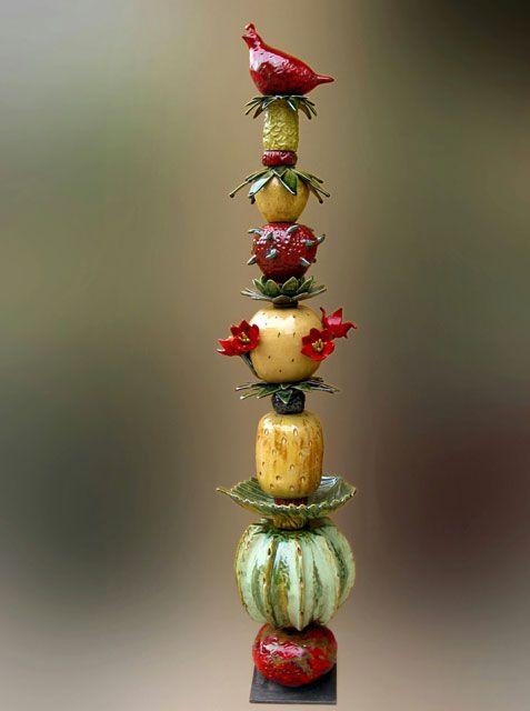 6' Garden Totem                                                                                                                                                      More