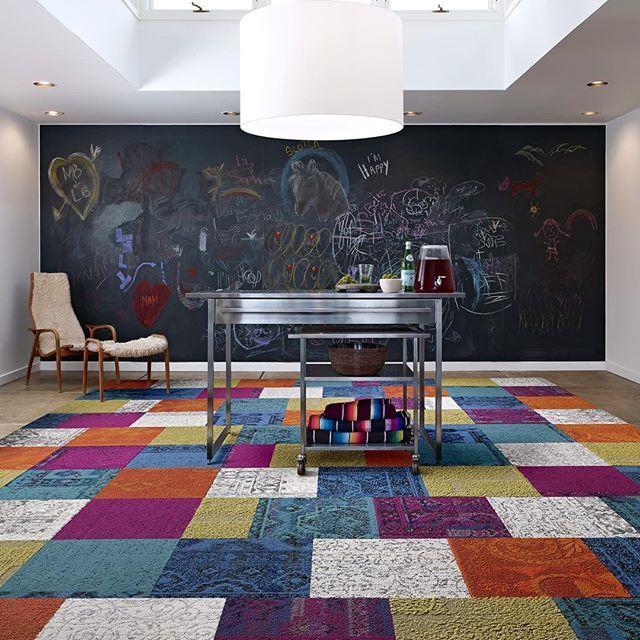 25 best carpet tiles ideas on pinterest floor carpet for Carpet squares for kids rooms