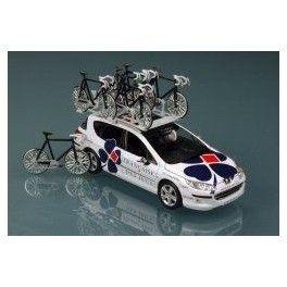 Peugeot 407 SW Francaise des jeux 2008