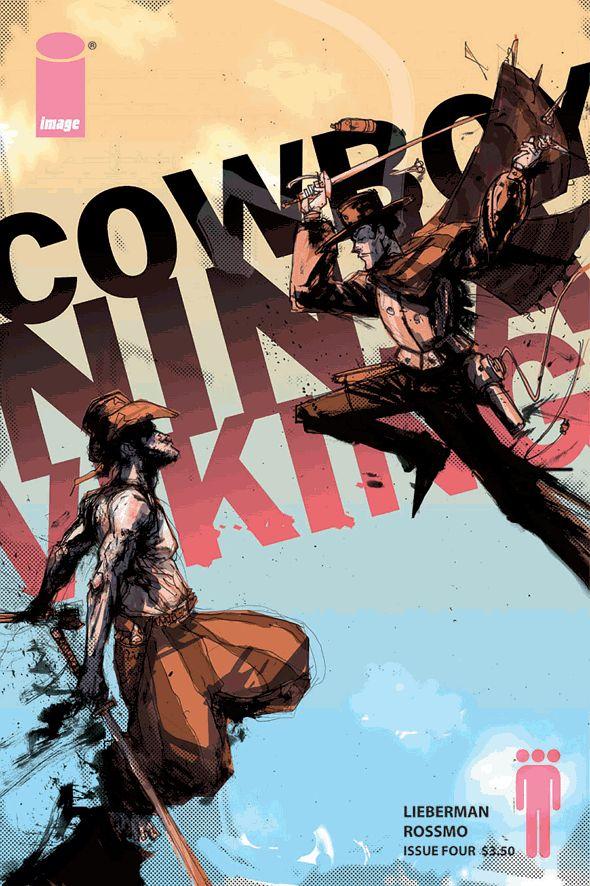 Chris Pratt, protagonista de 'Cowboy Ninja Viking'