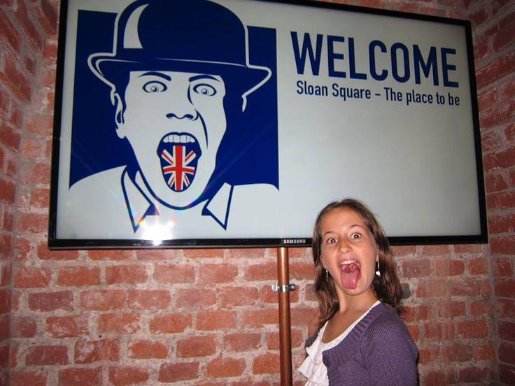Facce da #SloanSquare!