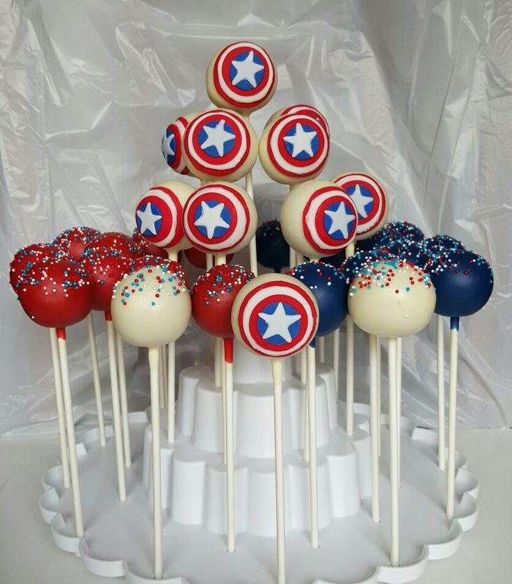 Marvel Hulk Cake Pop Stand
