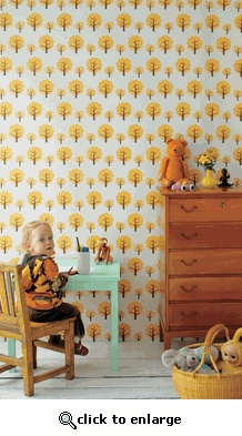 Ferm Living Wallpaper Dotty