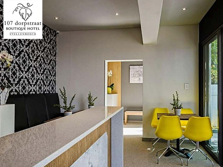 107 Dorpstraat Boutique Hotel, where history, luxury and technology blend perfectly to create a relaxing haven, offers intimate yet modern accommodation for the discerning leisure and corporate traveller. Link: http://ow.ly/YqnDF