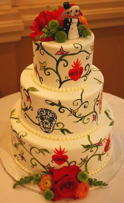 Tolga gulec wedding cakes