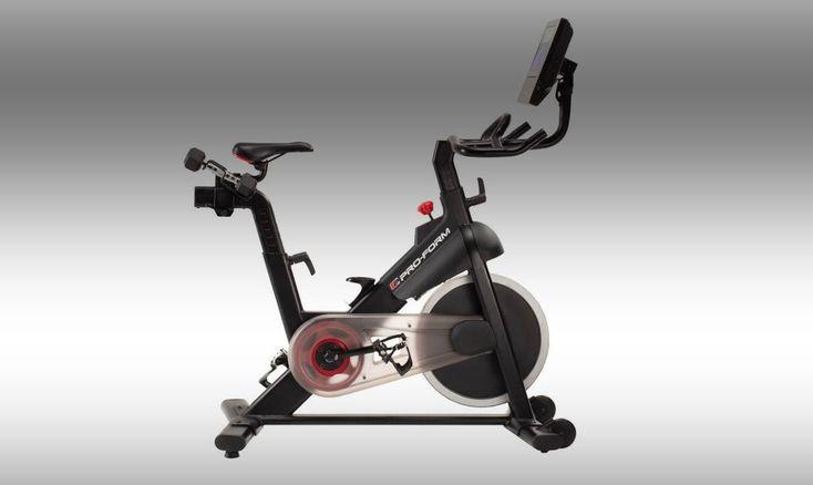 Get a pelotonstyle indoor studio bike free with your