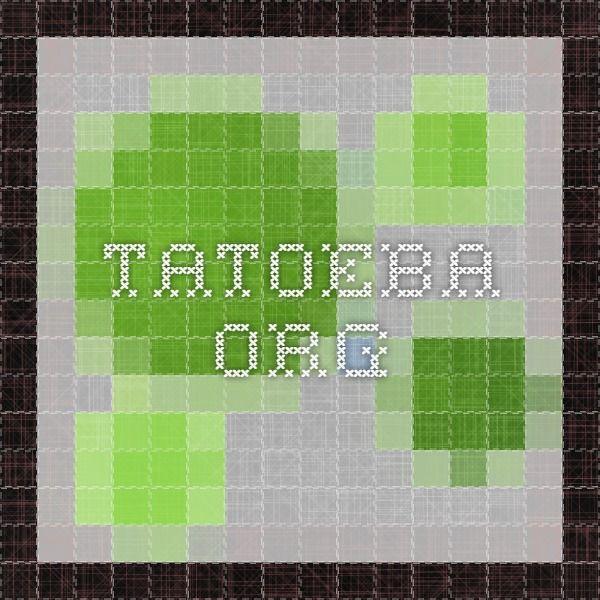tatoeba.org