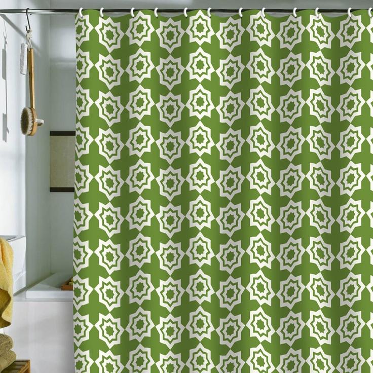 Best 25+ Green shower curtains ideas on Pinterest | Cactus shower ...