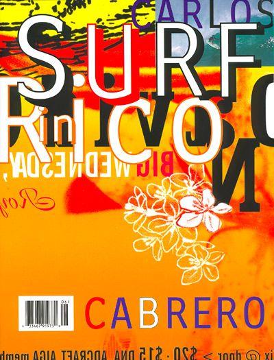 2001 | david carson design