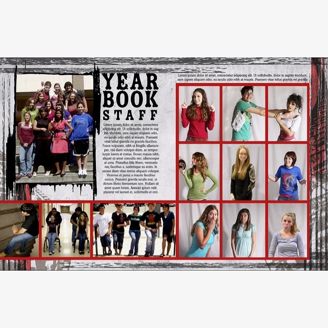 stunning yearbook page design ideas photos decorating interior - Yearbook Design Ideas