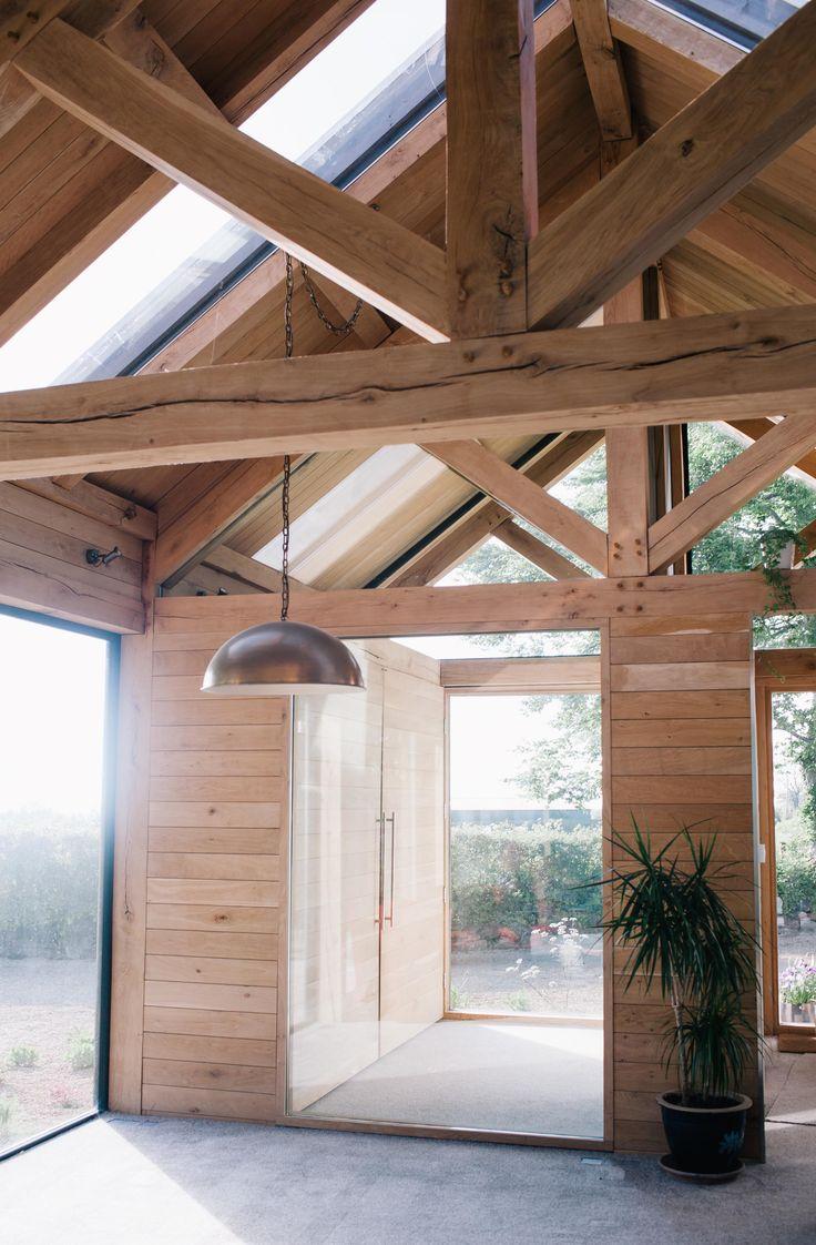 22 best my completed work portfolio images on pinterest for Timber frame sunroom addition