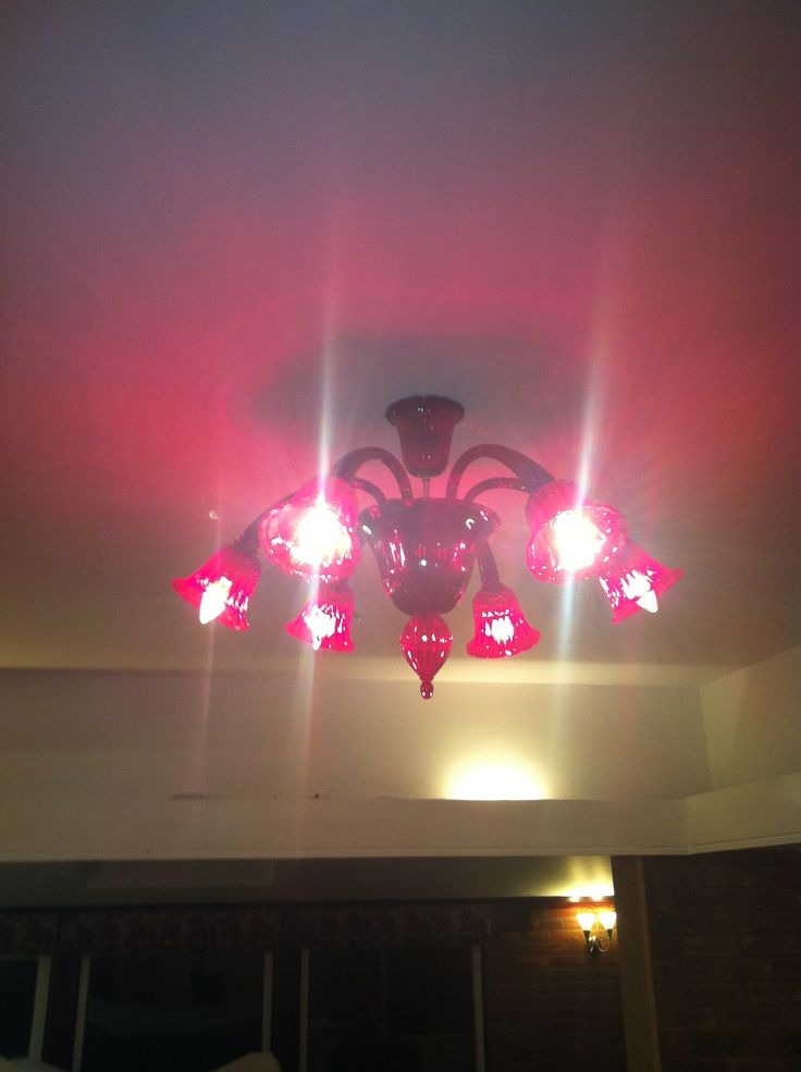 Funky lighting