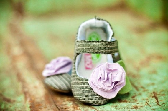 cutest baby shoes EVER!