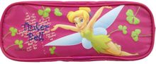 Tinkerbell Plastic Pencil Case Pencil Box - Hot Pink
