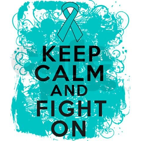 I have PCOS, but it does not have me! Haha, they have a KEEP CALM for everything!