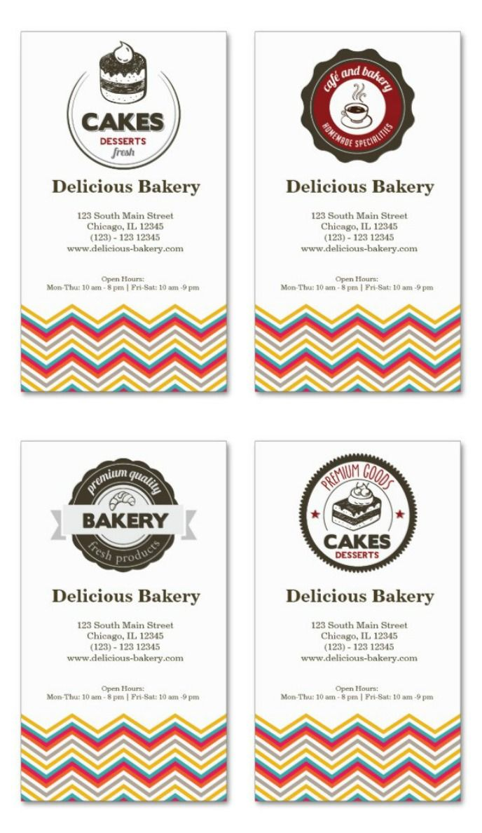 ‪#‎bakery‬ ‪#‎business‬ ‪#‎businesscards‬ in different products. Check more at www.zazzle.com/celebrationideas/bakery