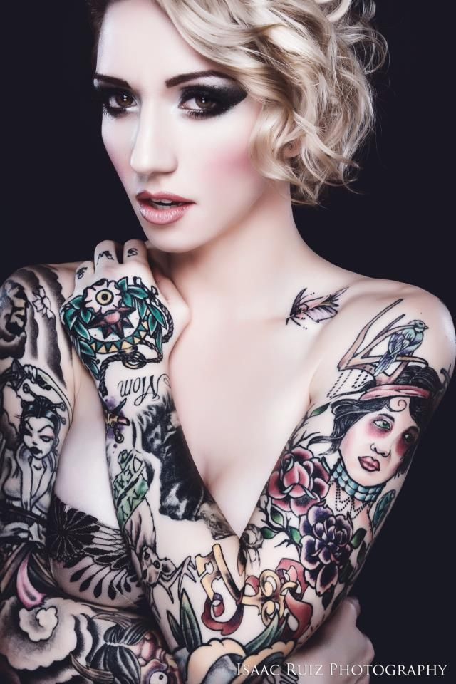 1000 ideas about feminine arm tattoos on pinterest arm for Inkslingrz professional tattoos and body piercing