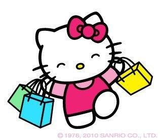 Yeaaaaaaaa shopping!!