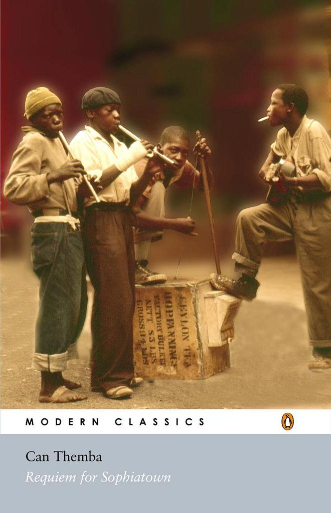 Requiem For Sophiatown by Can Themba