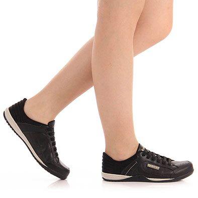 Feminino Tênis PretoShoesShoes Casual Tênis Casual Feminino Kolosh Kolosh shrtdQ
