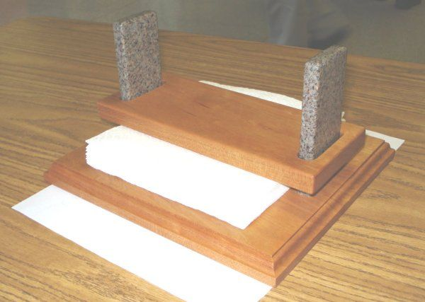 how to make wooden napkin holders google search - Napkin Holders
