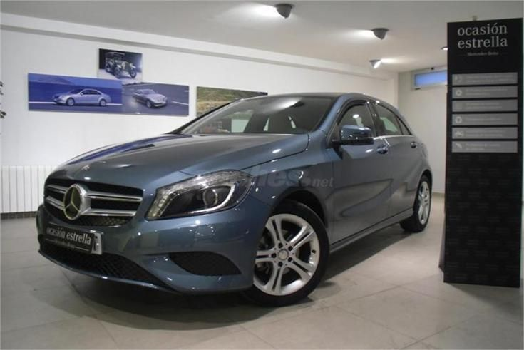 MERCEDES-BENZ Clase A A 180 CDI Style 5p.  24.990 € #VechiculoOcasion