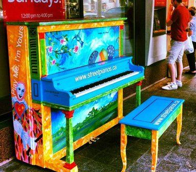 The Flying Tortoise: Play Me I'm Yours...                                                                                                                                                                                 More