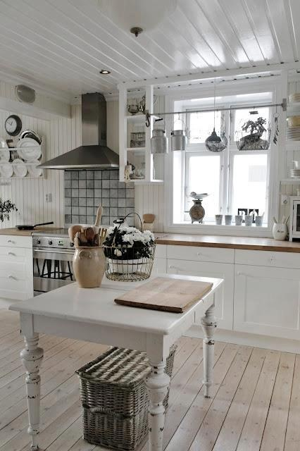 200+ best images about modern cottage style kitchen on Pinterest  Open shelv